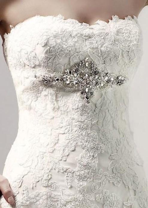 Сшить простое свадебное платье