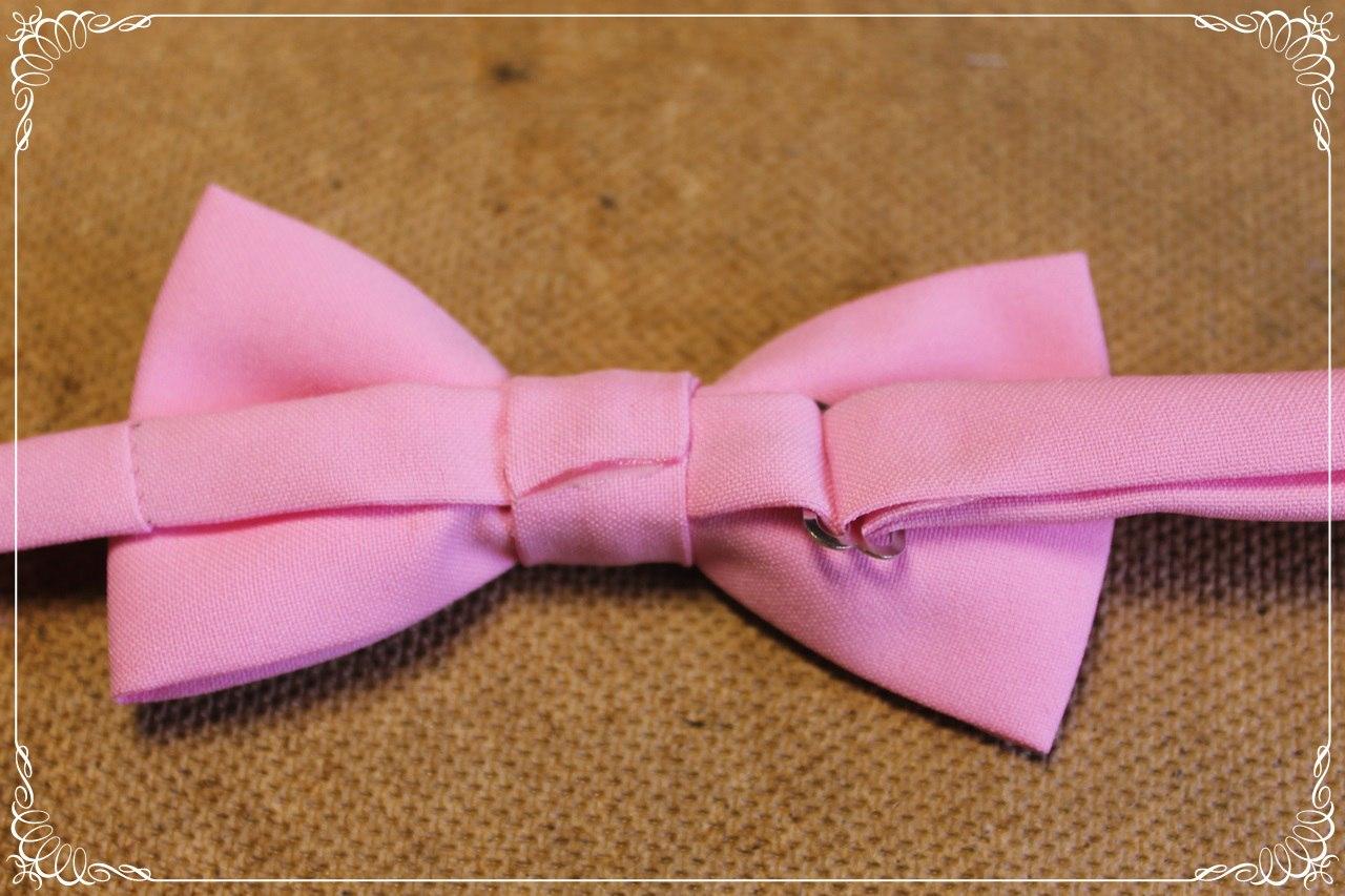 Пошив мужского галстука бабочки